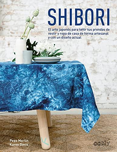 Shibori: El arte japonés para teñir tus prendas de vestir y ropa...