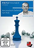 Nimzowitsch Defence: 1.e4 Nc6: Fritztrainer: interaktives Video-Schachtraining - Andrew Martin