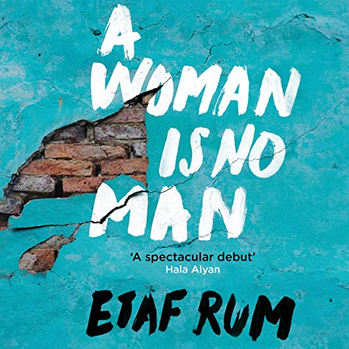 A Woman Is No Man cover art