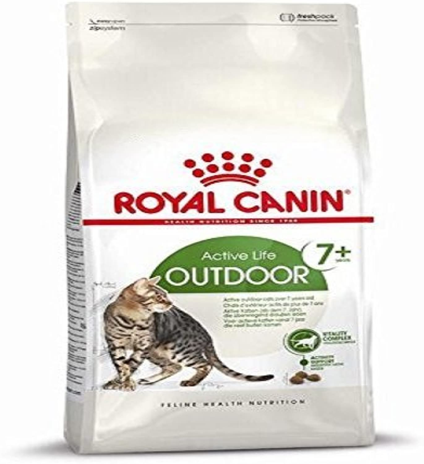 Royal Canin Outdoor Cat Ageing 7+ Dry Mix 10 kg