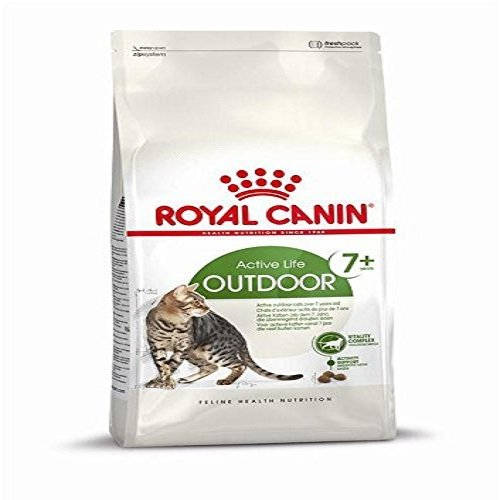 Royal Canin Royal Canin Feline Outdoor plus7, 1er Pack (1 x 10 kg)