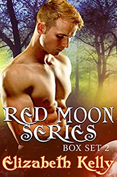 Red Moon Series Books Four and Five: Alpha Moon, Pale Moon by [Elizabeth Kelly]