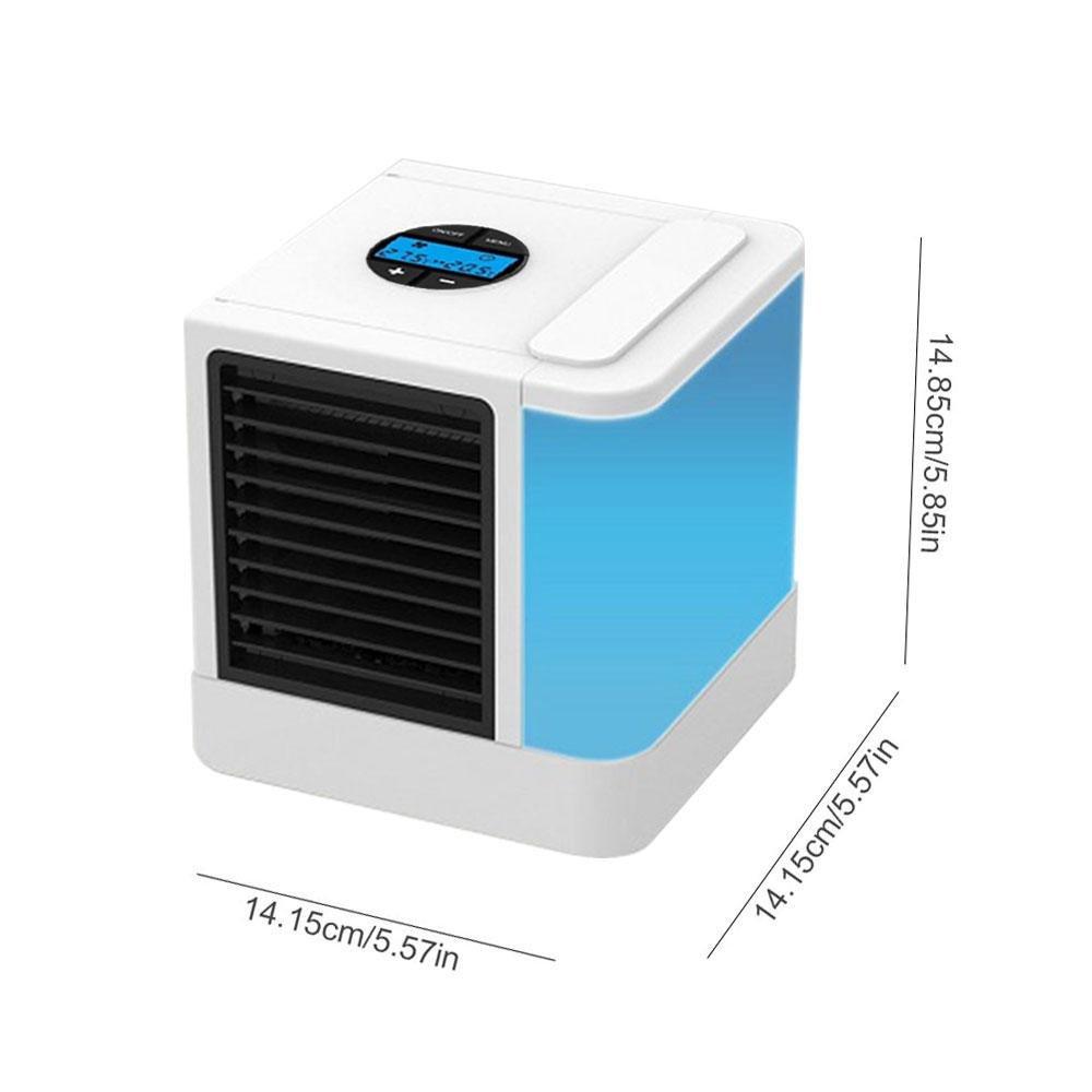 Kobwa Personal Aire enfriador, 3 en 1 Portable Mini aire enfriador ...