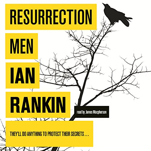 Resurrection Men cover art