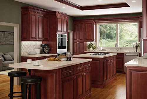 Georgetown 10' x 10' Solid Wood Kitchen Cabinets