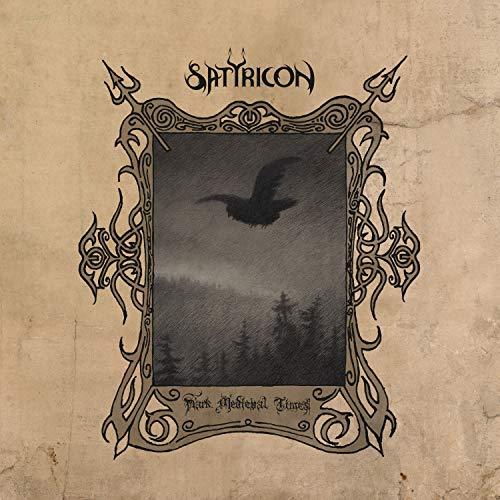 Satyricon: Dark Medieval Times (Re-Issue Vinyl) [Vinyl LP] (Vinyl)