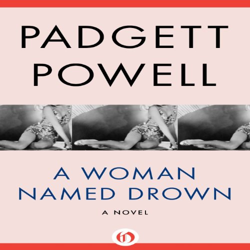 A Woman Named Drown audiobook cover art