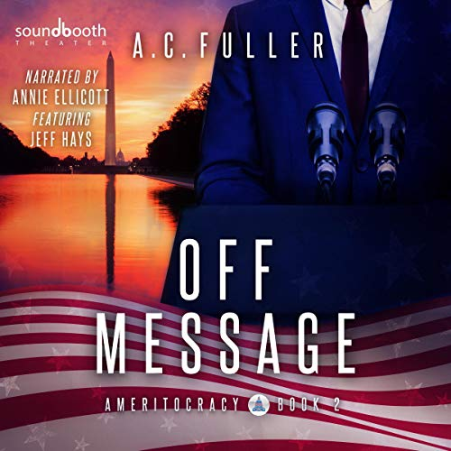 Off Message audiobook cover art