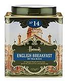 Harrods(ハロッズ) No.14 イングリッシュ ブレックファスト ティーバッグ 50個 英国 紅茶 / English Breakfast No.14 (50 Tea Bags) [並行輸入品]