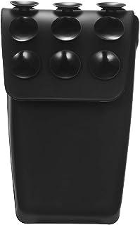 حقيبة تخزين أدوات تصفيف الشعر من السيليكون من أنسيلف، حقيبة واقية لتمليس الشعر وصالونات التجميل قابلة للغسل وصالونات التجميل