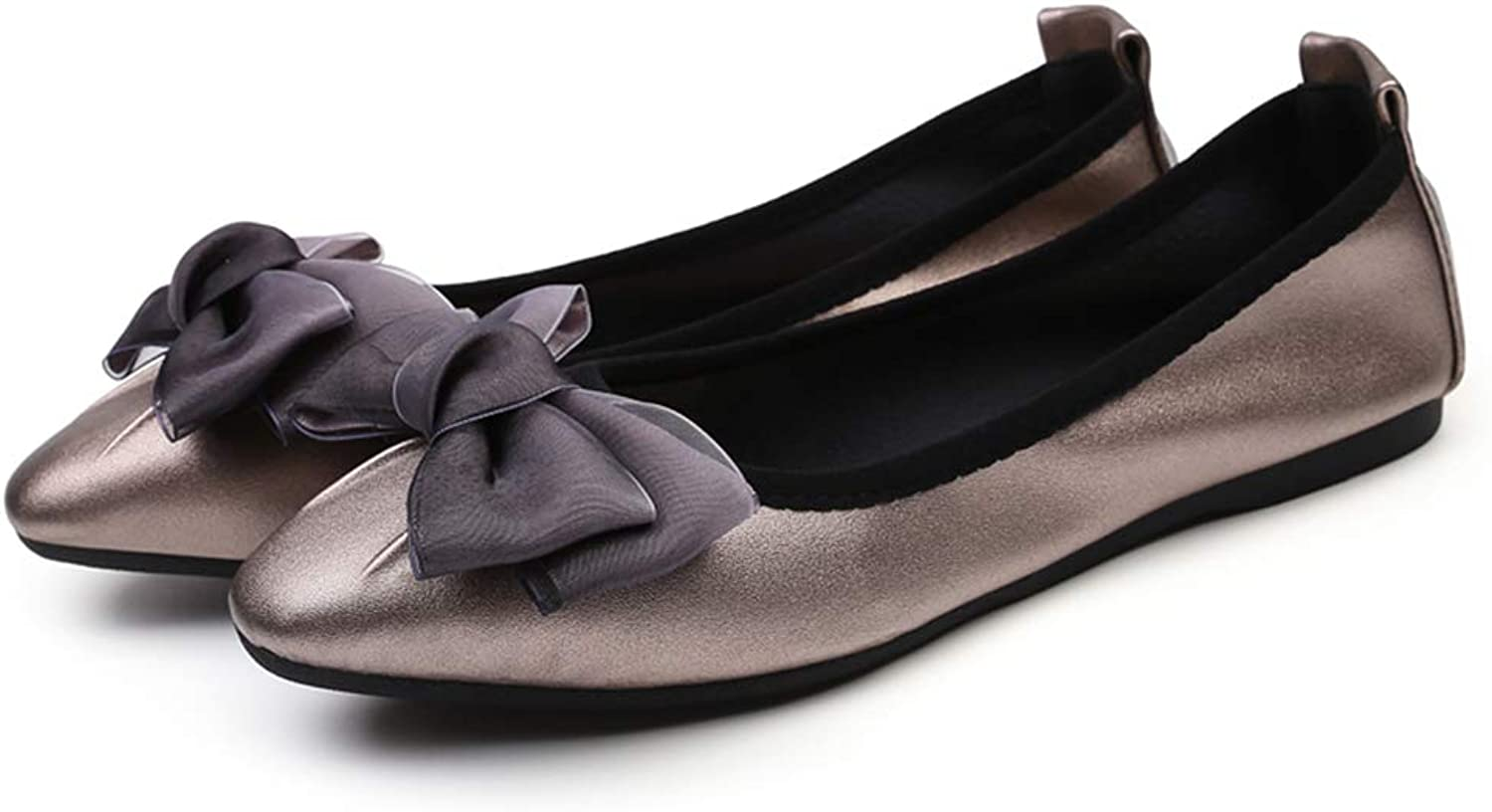 Bon Soir Women Flat shoes Comfortable Slip On Casual Comfortable Flats,Ballet Flats