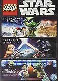 Star Wars Lego - Triple Collection [Edizione: Regno Unito] [Italia] [DVD]