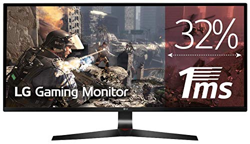 LG 29UM69G-B - Monitor Gaming UltraWide WFHD de 73.7 cm (29') con Panel IPS...