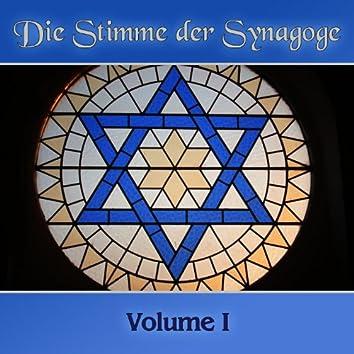 Die Stimme der Synagoge Vol.1