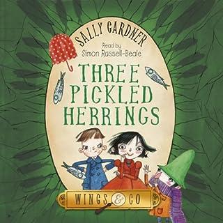 Three Pickled Herrings cover art