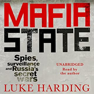 Mafia State cover art