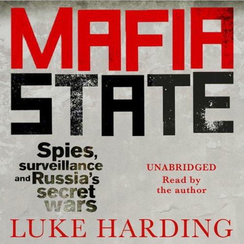 Mafia State audiobook cover art