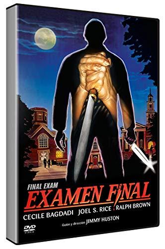 Examen Final DVD 1981 Final Exam