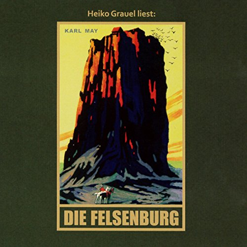 Die Felsenburg (Satan und Ischariot 1) audiobook cover art