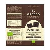PURO 100% - Fondente crudo Bio* senza zucchero