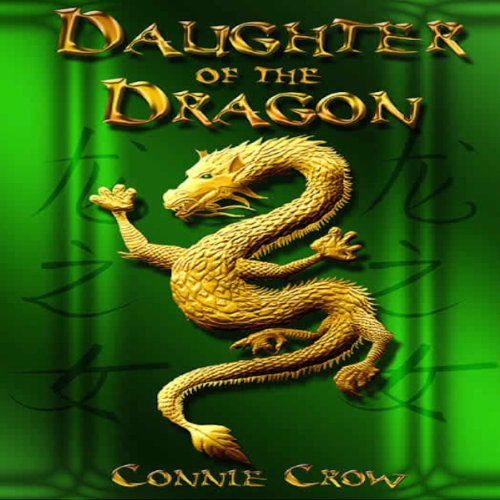 Daughter of the Dragon audiobook cover art