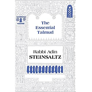 The Essential Talmud: An Introduction audiobook cover art