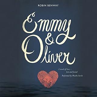 Emmy & Oliver audiobook cover art