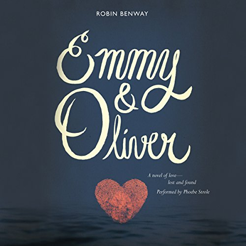 Emmy & Oliver audiobook cover art