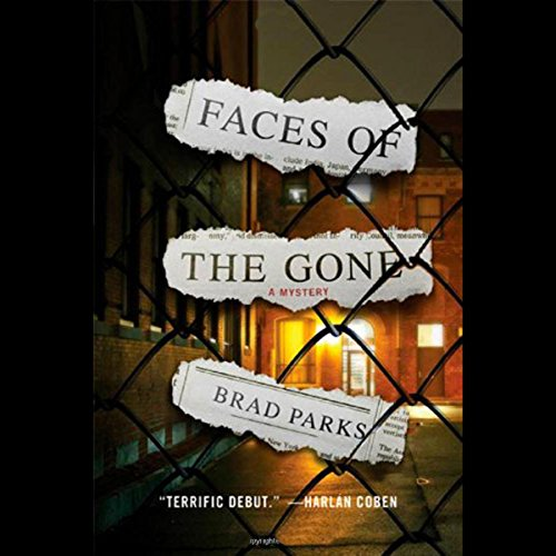 Faces of the Gone audiobook cover art