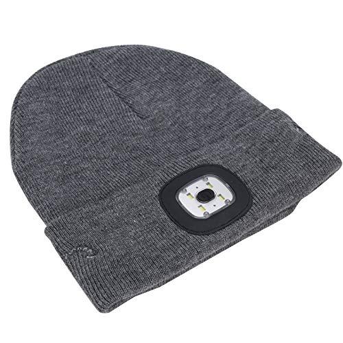 Mxzzand Sombrero de música Bluetooth Gorra de acrílico para Auriculares Material acrílico Durable para Adolescentes para Colgar