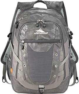 "High Sierra Tactic 17"" Computer Backpack - Silver"