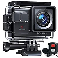 Victure AC700 4K 30fps Action Camera