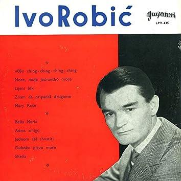 Ivo Robić I Orkestar Krešimira Oblaka