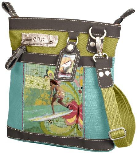 Sherpani Luggage Luna, Surfer Girl, One Size