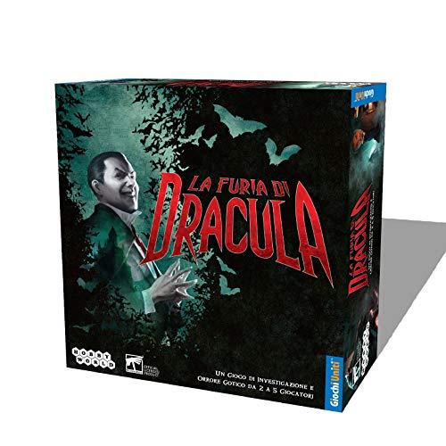Giochi Uniti GU494 – Juego La Furia de Drácula