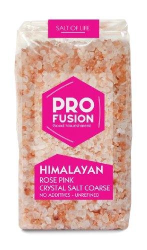Profusion Himalayan Pink Salt Coarse 500g