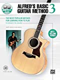 Alfred's Basic Guitar Method 3: The Most Popular Method for Learning How to