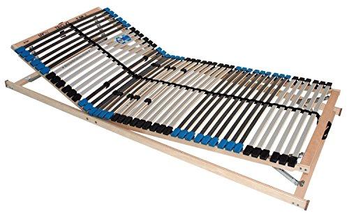 Lattenrost, 42 Federholzleisten, 100x200 cm