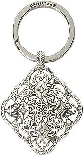Women's Bella Roma Key Fob Silver plated metal