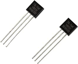 Best lm35 digital temperature sensor Reviews