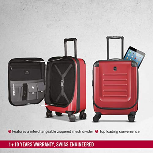 Victorinox Swiss Army Carry-On Bags, Red, 29 in