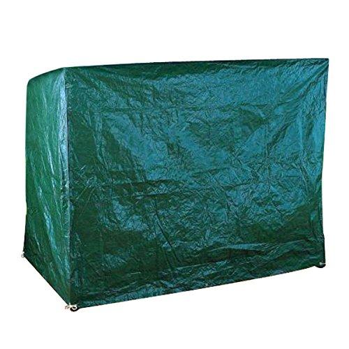 Housse de protection imperméable pour meuble de jardin - Vert Swinging Hammock Green