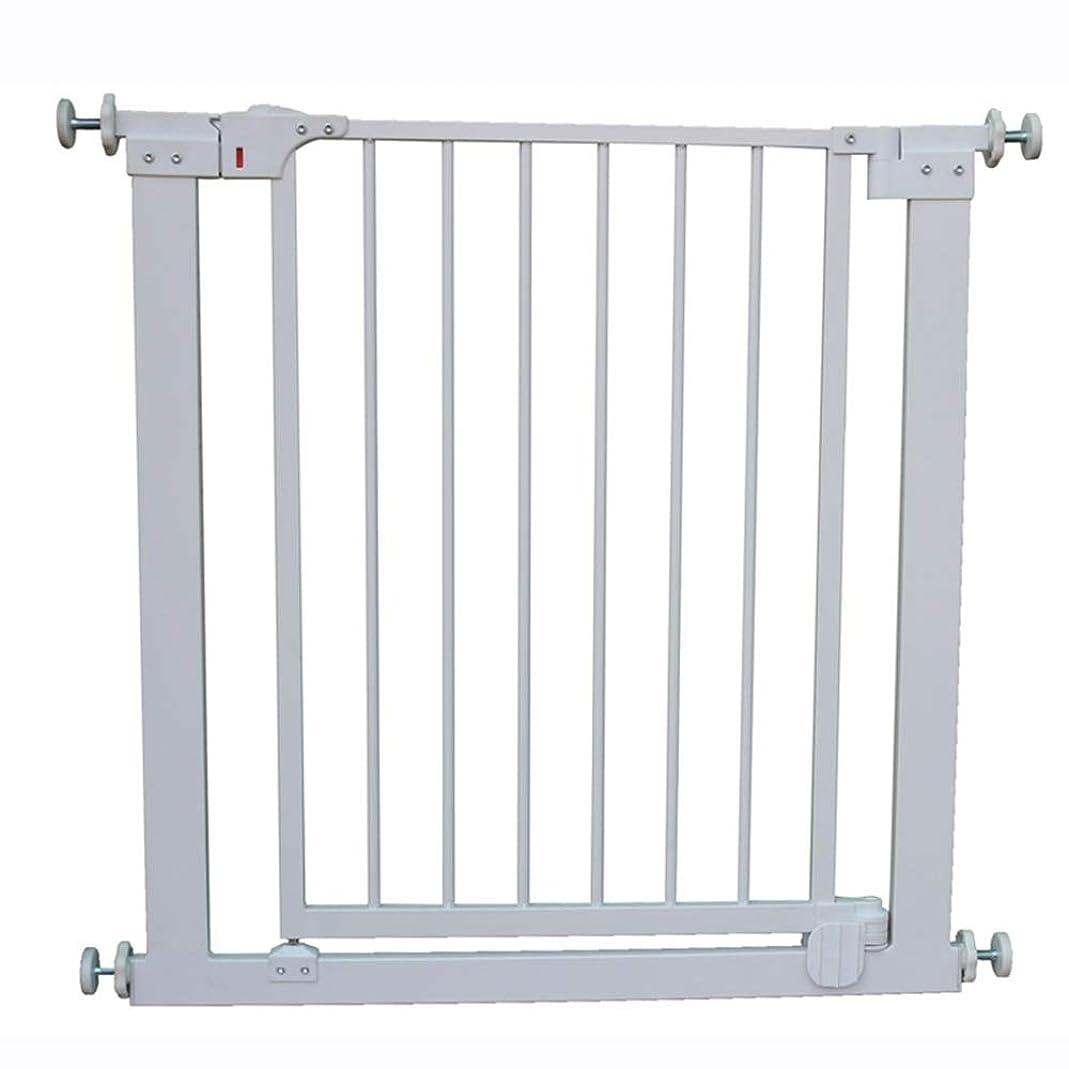 吸収剤同僚家事Xyanzi-圧力フィット安全扉 ベビーゲートを通って歩きます、広い安全金属ゲート圧力フィット安全ゲート30-32を延長する安全第1壁の修正高29