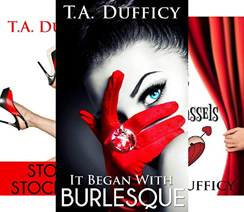 Bureau of Burlesque (3 Book Series)