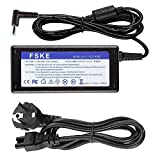 FSKE® Adaptadores HP, Cargadores para HP 19.5V 2.31A 45W Connector: 4.5 * 3.0mm