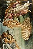 Sandro Botticelli's 'The Birth of Venus' Art of Life Journal (Lined)