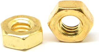 Internal Wrenching Allen Nuts Brand Ships FREE in USA by Aspen Fasteners #10-24 Hex Socket Drive Recess=3//16 1000pcs Holo-Krome Stainless Steel r