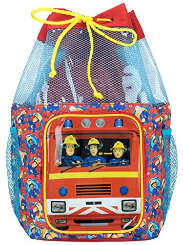 Sam el Bombero Bolsa de Natación para Niños Fireman Sam