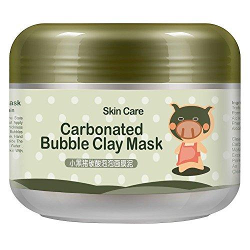 Ofanyia Carbonated Bubble Clay Maske Gesichtsmaske Mud Maske