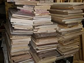 Box Full of Scrap Thin Boards. Shorter Lengths